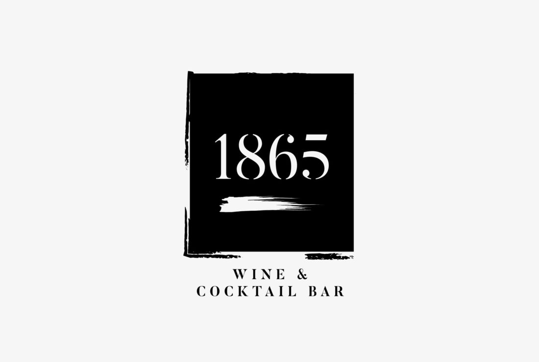 1865 Wine & Cocktail Bar Logo